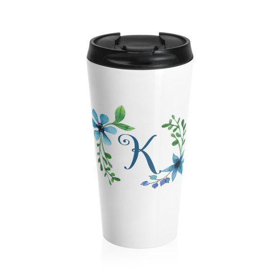 Personalized Travel Mug Custom Name