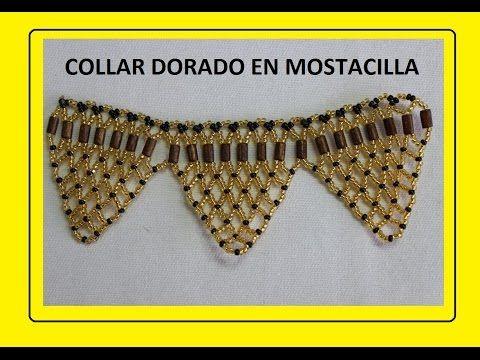 COLLAR DORADO EN MOSTACILLA - YouTube