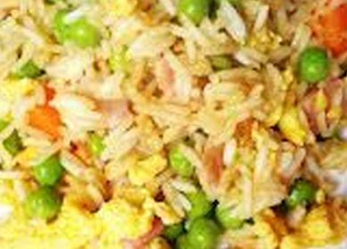 ⇒ Bimby, le nostre Ricette - Bimby, Riso Cantonese allo Zenzero