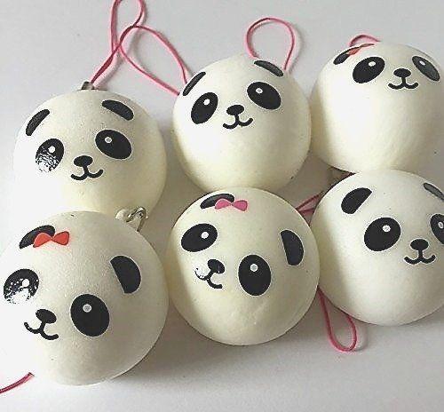 Amazon.com: Squishies Panda Bear Squishy Party Favors - Set of 12: http://amzn.to/2u8XjCH
