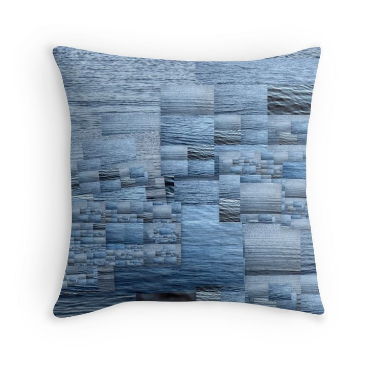 In The Same Boat Throw pillow
