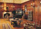 Oak Sitting Room, Biltmore House
