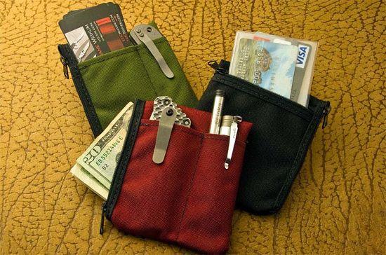Nylon Pocket pouches | Every Day Carry - EDC Kit | Edc ...