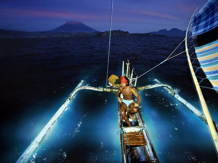 Bioluminescent Plankton  Lombok, Bali, Indonesia
