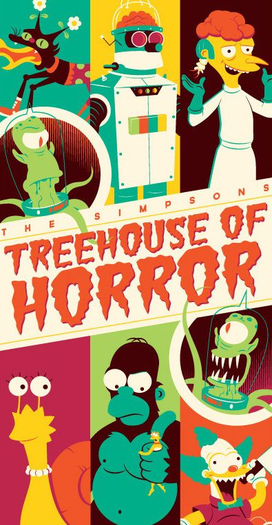 Dave Perillo – The Simpsons Treehouse of Horror