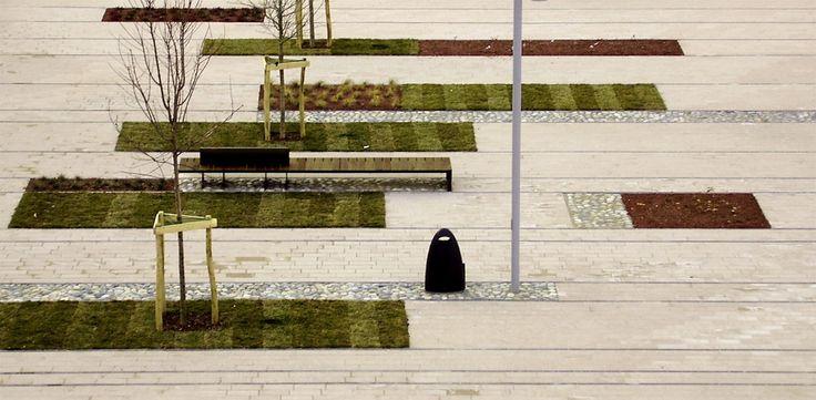 studio KUADRA · Piazza della Meridiana · Divisare