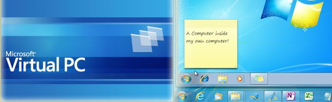 Beginner: How To Create a Virtual Machine in Windows 7 Using Virtual PC #virtual #windows #servers http://real-estate.nef2.com/beginner-how-to-create-a-virtual-machine-in-windows-7-using-virtual-pc-virtual-windows-servers/  # Microsoft Virtual PC is a free application that helps you create your own virtual machines inside your current operating system, so you can test software, or learn a new environment easily. Here's how to get started. Using Windows Virtual PC First, you need to download…