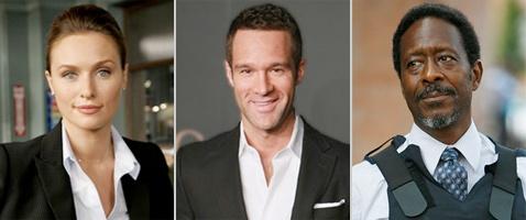 Nuovi ruoli per Michaela McManus, Chris Diamantopoulos e Clarke Peters