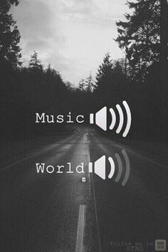 I'd rather listen to music than listen to people.