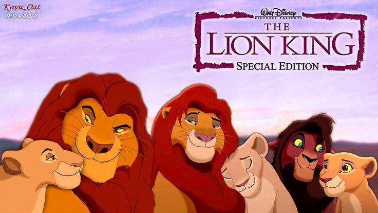 I love this! Three generations: Sarabi and Mufasa, Simba and Nala, Kovu and Kiara