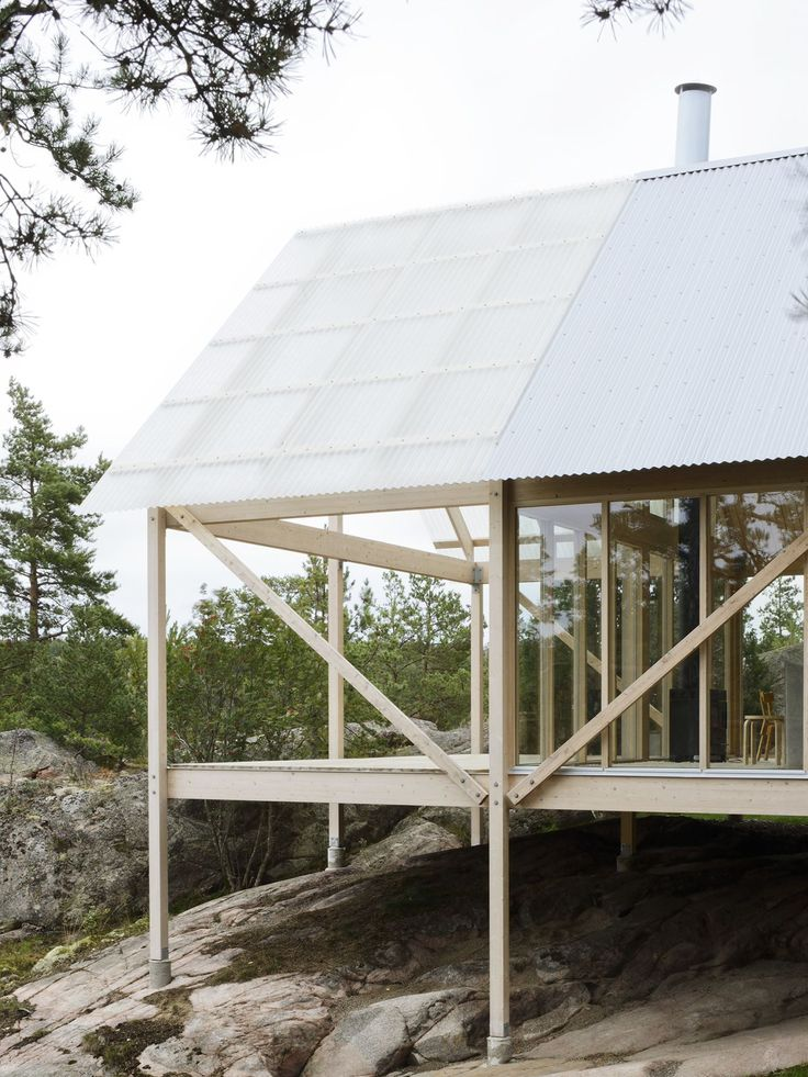 Detached House / Arrhov Frick Arkitektkontor - Fragments of architecture
