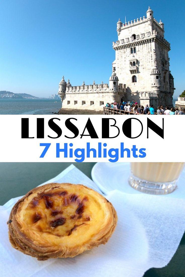 Lissabon Sehenswürdigkeiten: Tipps für die Top 7 Highlights