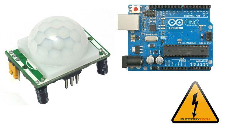 Arduino derslerinde bir sonraki video PIR hareket sensörü kullanımı
