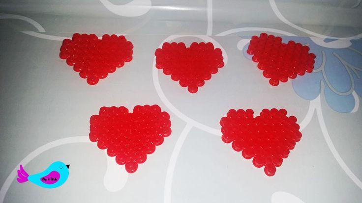 Decoración : corazones