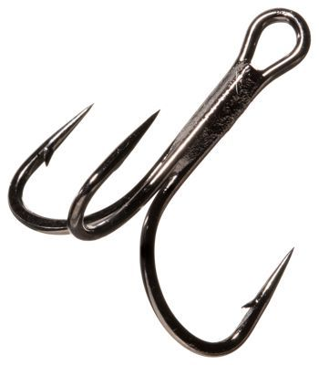 Mustad UltraPoint KVD Elite Triple Grip 1X Treble Hook - Standard Shank - #4 #camping #hiking #outdoors #shooting #fishing #boating #hunting