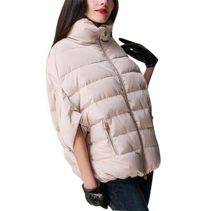 $16.05 (Buy here: https://alitems.com/g/1e8d114494ebda23ff8b16525dc3e8/?i=5&ulp=https%3A%2F%2Fwww.aliexpress.com%2Fitem%2FWinter-Warm-Women-Bat-Sleeve-Down-Coat-Parka-Cotton-Pad-Jacket-Outwear-S-XL-X16%2F32584959747.html ) Winter Warm Women Bat Sleeve Down Coat Parka Cotton-Pad Jacket Outwear S-XL X16 for just $16.05