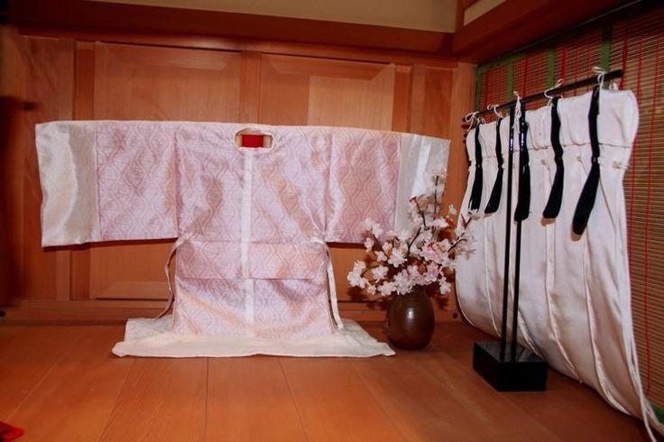 Основные цвета японского костюма