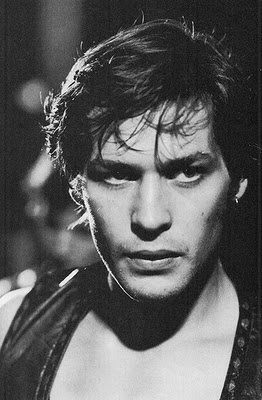 James Remar, from The Warriors, 1979. A great less-known film about street gangs in NYC.