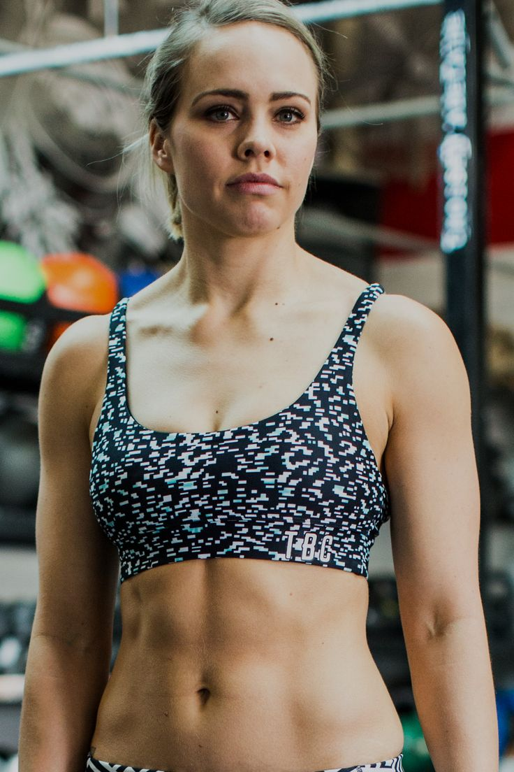 Our Women's TBC sports bras will survive any WOD and any movement you can throw at them. They are comprehensively box tested and allow you to move in comfort, with support and feel confident in crus...