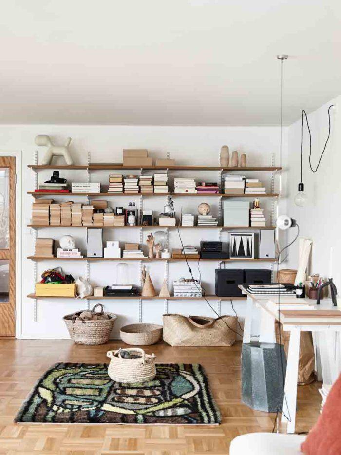 60-talshuset i radhuslängan hade allt det som Sofi och Johan sökte – och lite till. De slog till direkt, trots att de egentligen letade efter en lägenhet.