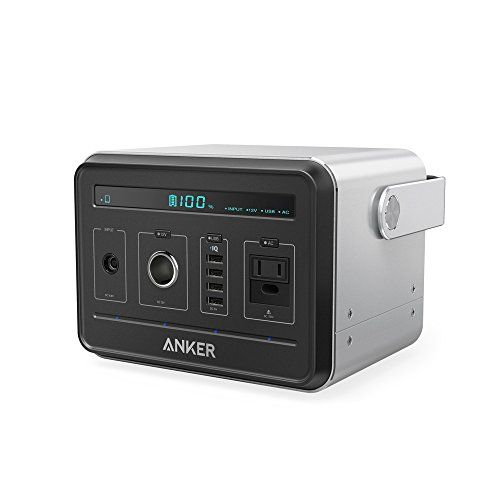 PowerHouse The Ultimate Portable Power Supply From ANKER the Choice of 10 Million+ Happy Users • Industry-Leading Technology • Extended Warranty • 99% Positive Feedback Portable Power Boasting ...
