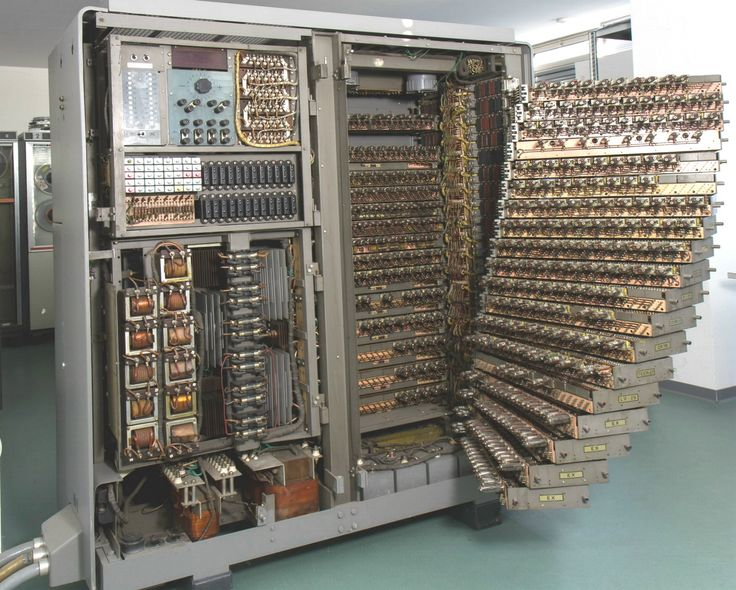 A first generation tube calculator: BULL GAMMA 3 - technikum29