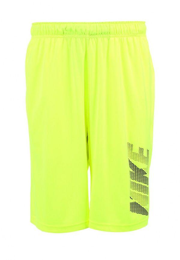 Шорты Nike / Найк мужские. Цвет: желтый. Сезон: Весна-лето 2014. С бесплатной доставкой и примеркой на Lamoda. http://j.mp/1qoKEjT