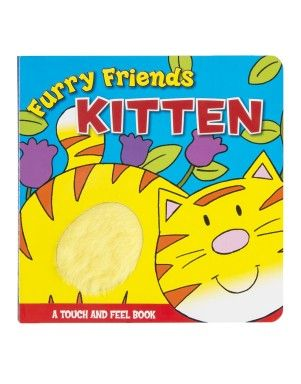 Kitten Touch & Feel Book | Woolworths.co.za