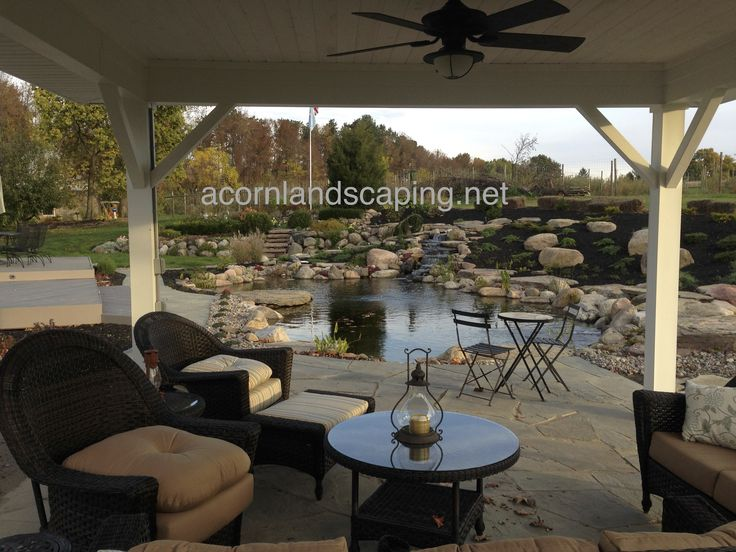 33 best images about ponds rochester ny backyard ponds for Pool design rochester ny