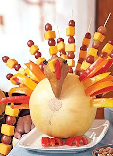 Thanks giving fruit gobble recipe. Part ridiculous and part awesome!