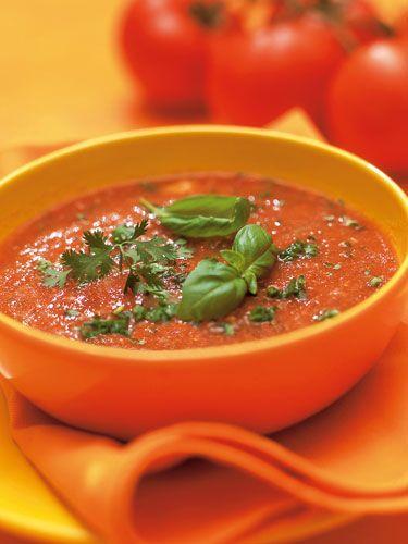 Vellutata di pomodori (ricetta anti-colesterolo)