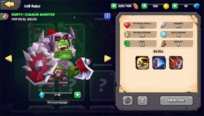 Tactical Monsters is a Android Free-to-play Turn Based Strategy TBS Multiplayer Game featuring Duels in real time live PVP