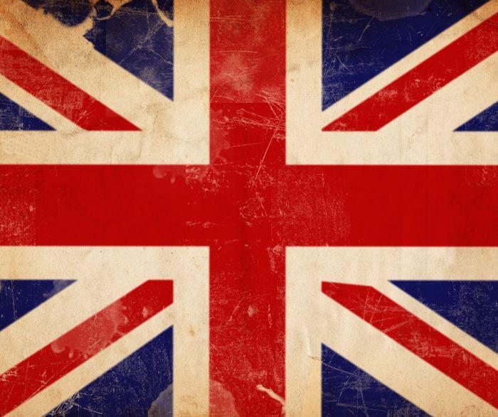 UK flag! Proud of my heritage!