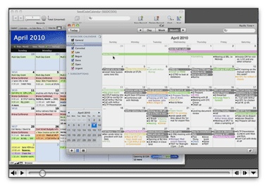 Turn FileMaker Server into an iCal Server Publish FileMaker events to iCal FileMaker 10-12 Compatible Zulu is an extension for FileMaker Server that lets you see and manipulate your FileMaker calendar records from iCal, Google Calendar, as well as from the calendars on your iPhone, iPad, and Android phone. Edit FileMaker in your iPhone Calendar. You can edit your records in iCal and, when you do, youre editing the FileMaker records directly. iCal will even respect