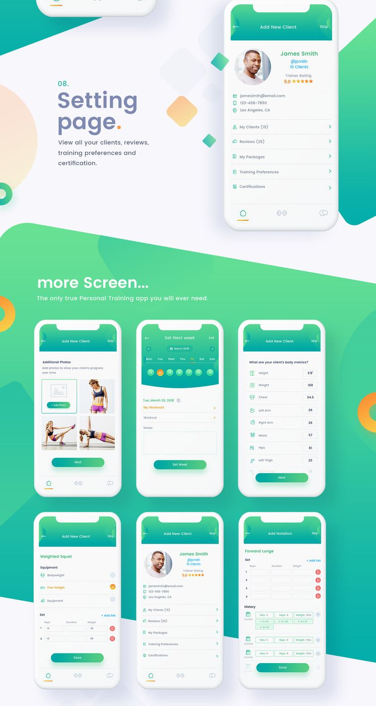 Adasse: Mobile App Design on Behance