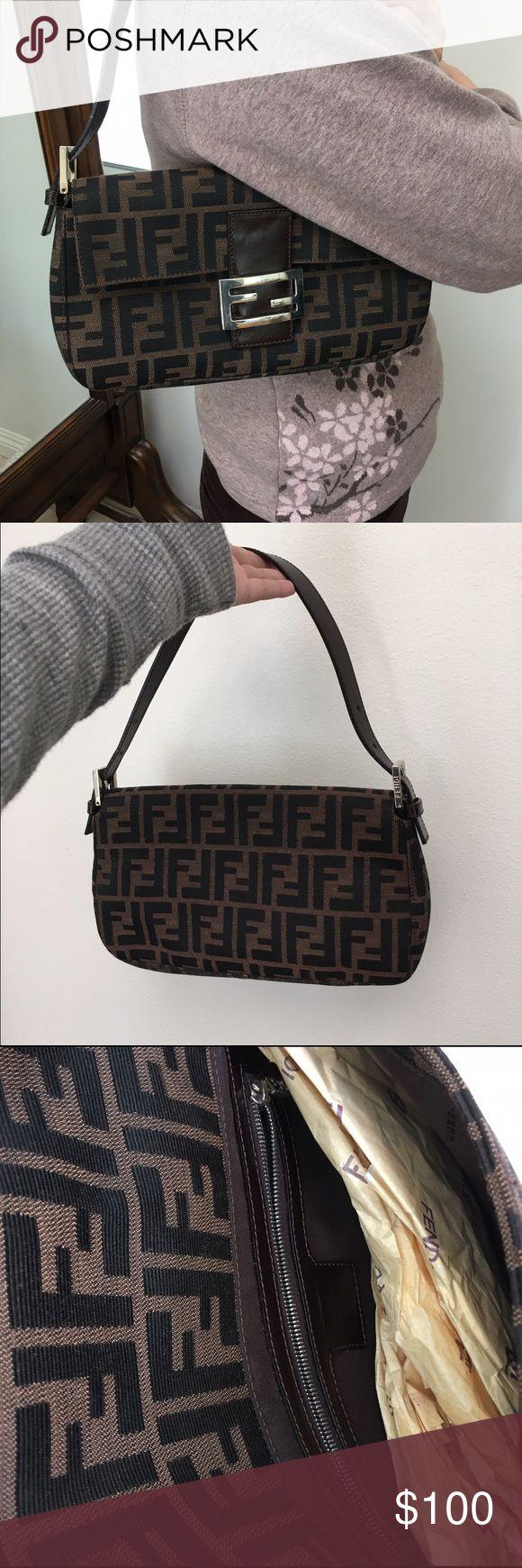 Fendi Purse Fendi Purse. Like new. With bag Fendi Bags