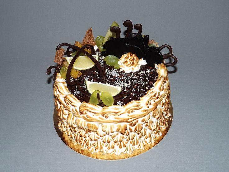 Coco-Jumbo Cake