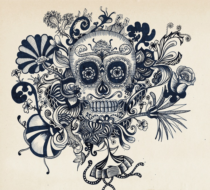 1000 Images About La Catrina On Pinterest Folk Art