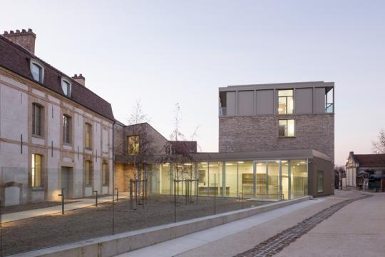 Nogent-sur-Seine, musée Camille Claudel
