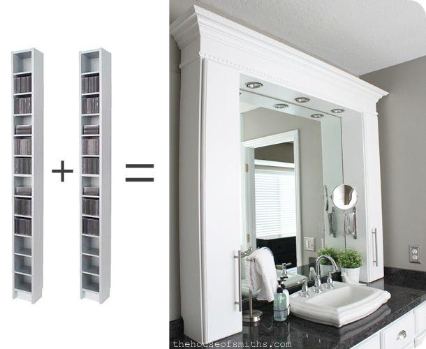 best 25 bathroom vanity storage ideas on pinterest bathroom vanity organization spice rack. Black Bedroom Furniture Sets. Home Design Ideas