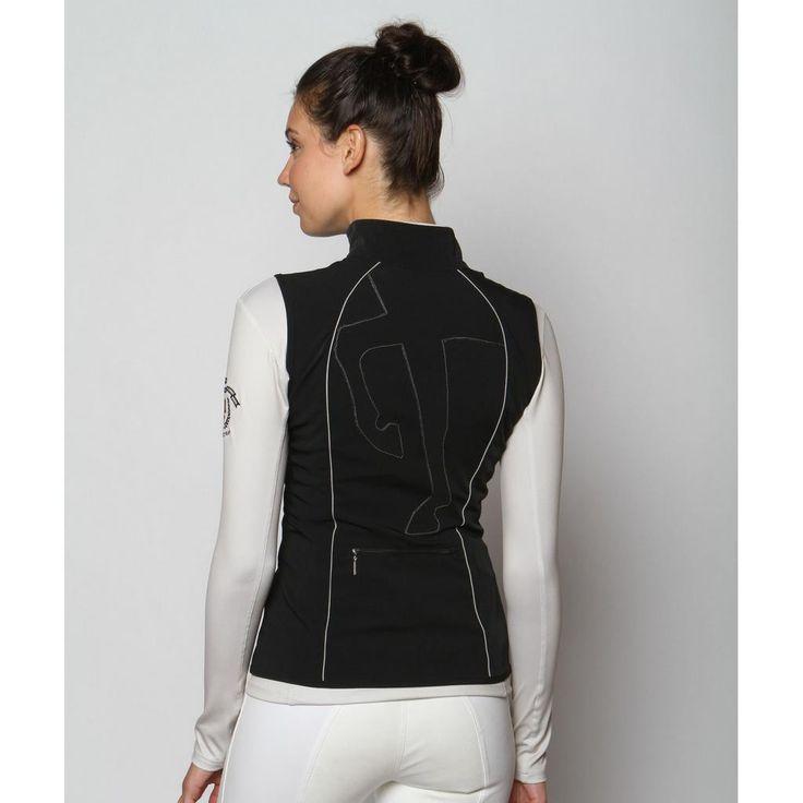 Arista Silhouette Vest - Dressage