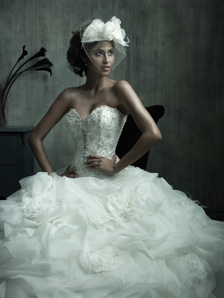 Allure Bridal Gowns Melbourne : Wedding dresses couture bridal luxury dress