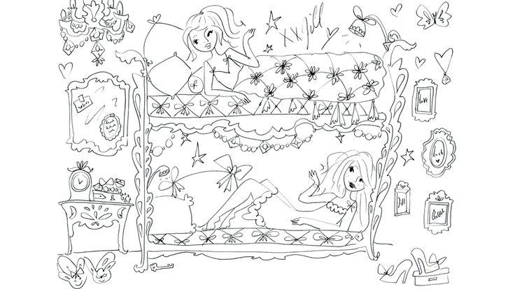 Prijsvraag tekening donderdag   Jill   AVROTROS