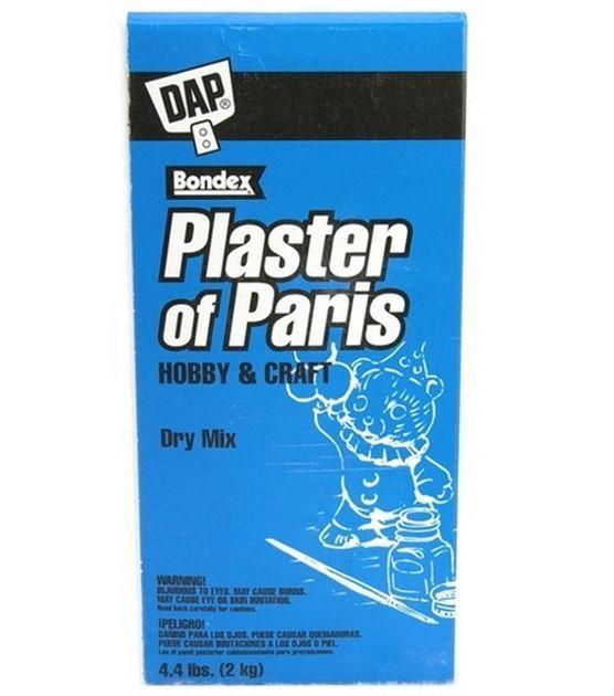 Dap Bondex Plaster Of Paris 4.4lb-White