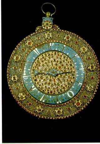 ottoman pocket watch