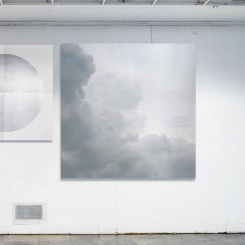 Cloud Series Three | Digital montage for Object of Desire Art Gallery