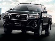 Toyota Hilux 2018, la invencible recibe un nuevo rostro