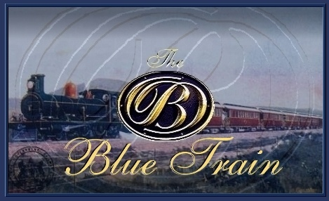 The Blue Train-South Africa  Such an amazing experience and great memory.