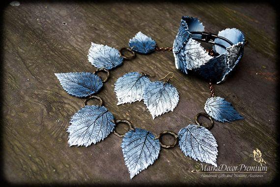 Birthday Bridal Jewelry Autumn Bracelet by MarkadecorPremium