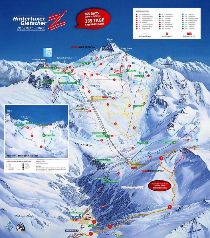 Sprievodca – Hintertux Glacier